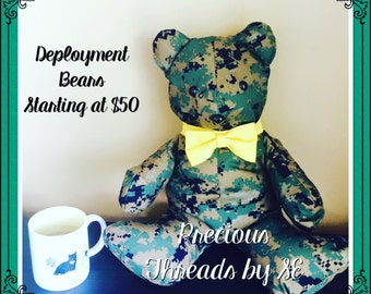 Deployment bear