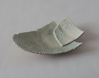 Two Part textured dish