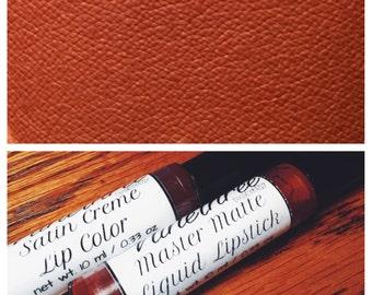 10% off SALE Rosewood- Master Matte Liquid Lipstick (Matte Lip gloss/ Liquid to Matte Lipstick) Comfortable on the lips!