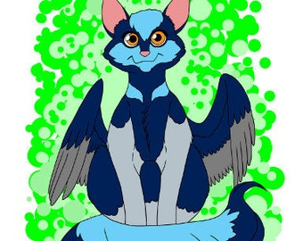 Cat Bird - Superb Fairy Wren