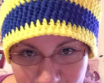 Hand made crochet cap