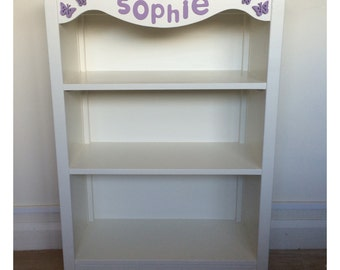 Bookcase - Made To Order Bespoke Childrens Bookcase