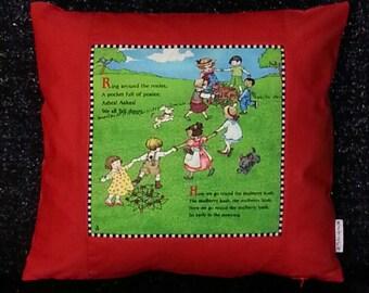 Nursery Rhyme Cushion!