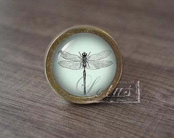 Insect—Handmade Vintage Antique Drawer Knobs Pulls Handles/Dresser Knobs Cabinet Pull handles / Furniture Hardware
