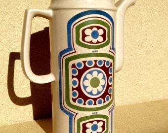 Arthur Wood teapot .Kandahar .