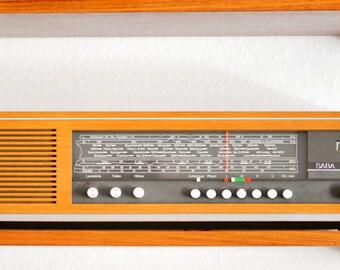 Vintage Radio Mid Century