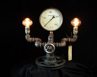 Industrialight Pressure Gauge