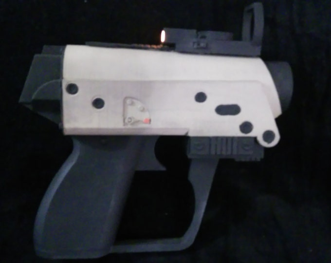 Tom Clanys the Division Sticky Detonator prop and holster
