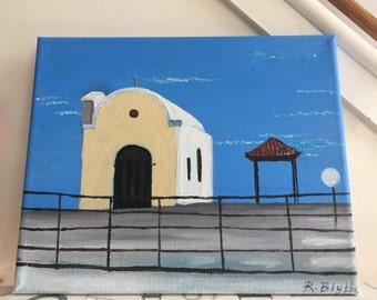 Achurch in Malta