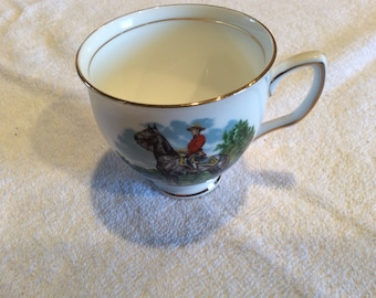 Duchess bone china made in England cup