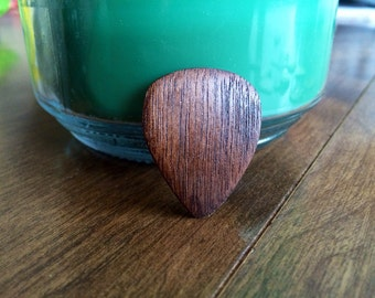 DiCiaccio Black Walnut Handmade Guitar Pick