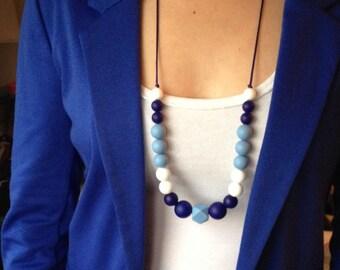 FELIX - Teething and nursing silicone necklace