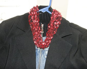 Trellis Necklaces