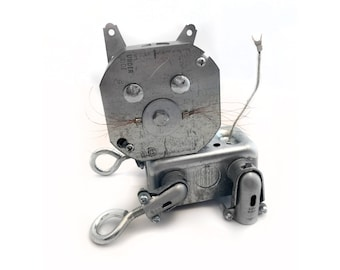 Cat Robot, Industrial Feline Sculpture, Recycled Kitty Sculpture, Gift for Cat Lover