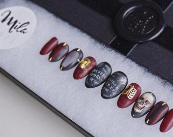 HALLOWEEN Luxury Press On Nails