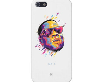 Jay Z Silicone phone case
