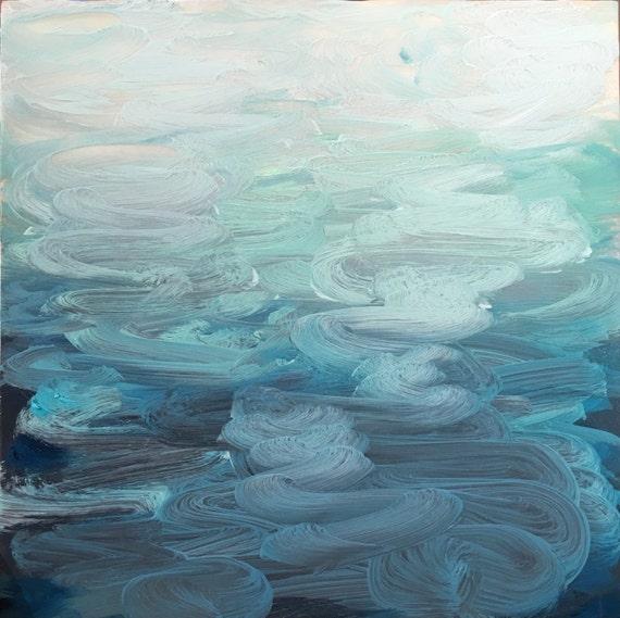 Low Tide ~ Original Painting