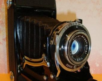 Zeiss- Ikon Prontor-S Folding Camera