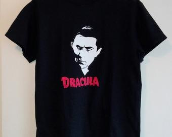 Tshirt Dracula Bela Lugosi