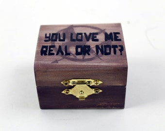 Hunger Games Ring Box