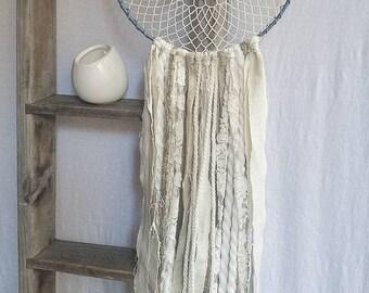 Blue lace dreamcatcher