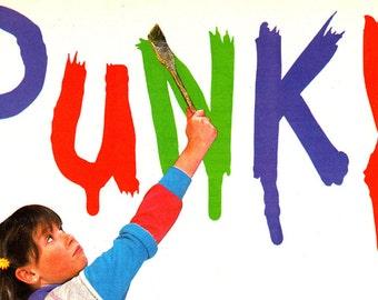 Punky Brewster 1980s T-Shirt