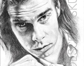 Nick Cave Print