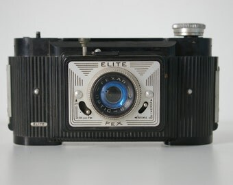 Vintage camera ELITE Fex 1955
