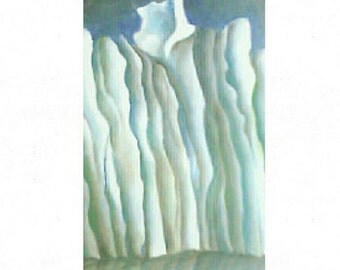 """Last of the Icebergs. Disappearing Arctic. """"Rippled Standing"""""""