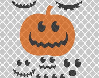 Pumpkin Svg file,Pumpkin faces svg,DXF. File,Halloween,spooky Halloween,pumpkin,Halloween svg,faces,Pumpkin,Halloween svg,Halloween cut file