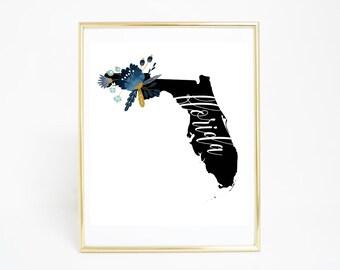 Printable Art, Florida