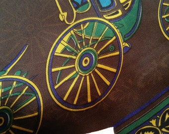 Reduced sale AUTHENTIC Hermes silk scarf