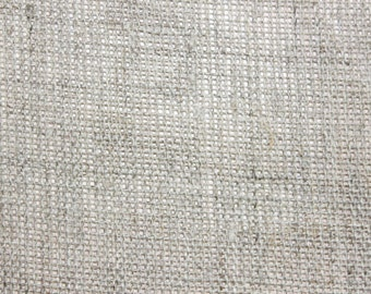 """100% Natural linen fabric, UNPAINTED, Eco FLAX, width 150cm (59.05"""")"""