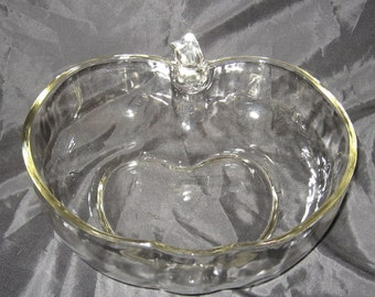 Apple Shaped Bowl Or Dish