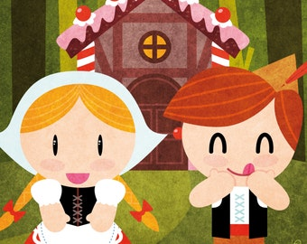 Tales - Hansel and Gretel