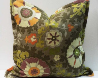 Retro Decorative Pillow Cover