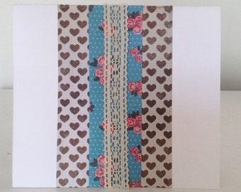 Greeting card / Greeting card
