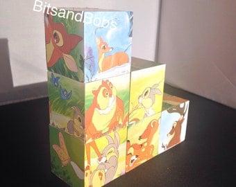 Bambi nursery blocks