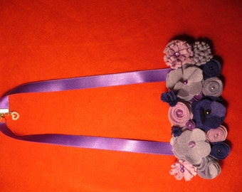 Purple, violet......