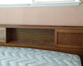 vintage bedroom set. Vintage 1980 s King bedroom set Bedroom Furniture  Etsy
