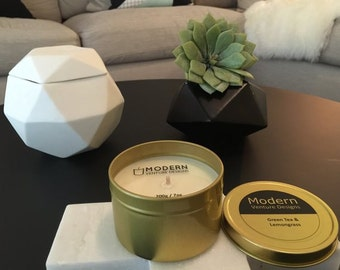 200g Travel Tin Soy Candle