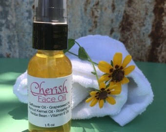 Cherish Face Oil- Normal Skin
