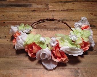 Spring Flower Crown 2