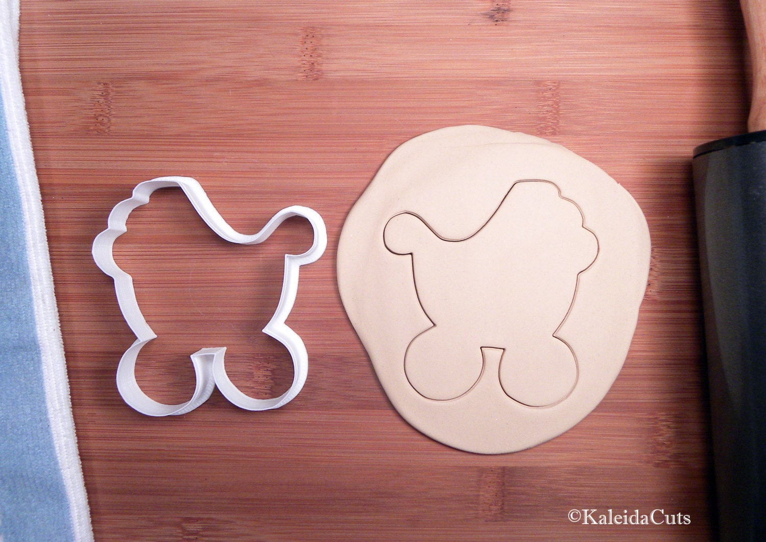 baby carriage cookie cutter baby shower cookie cutter 3d