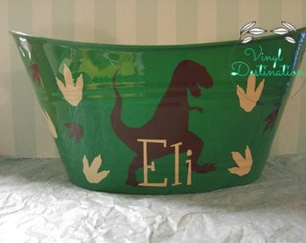Dinosaur Bucket