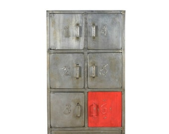 Shop Sale Industrial Retro Cabinet
