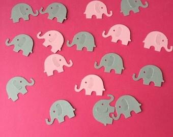 150 Elephant Die Cuts