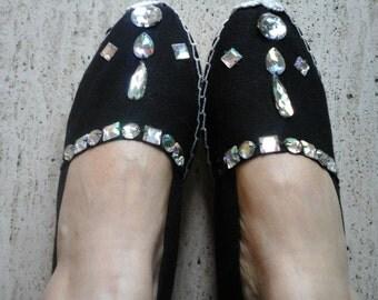 Sneakers women rhinestone shoes woman