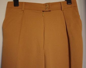 Skirt fluid dark beige panties