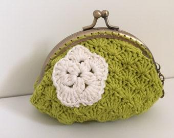 Purse crochet - crochet purse